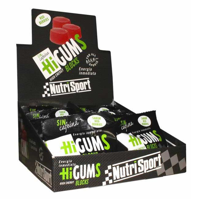 Nutrisport HiGums Box 20 Units