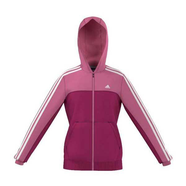 ADIDAS Essentials Full Zip Hoodie Junior