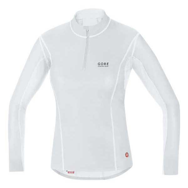 Gore running Shirt Turtleneck Essential Base Layer Windstopper