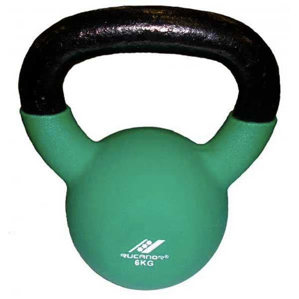 Rucanor Neoprene Kettle Bell 6 Kg