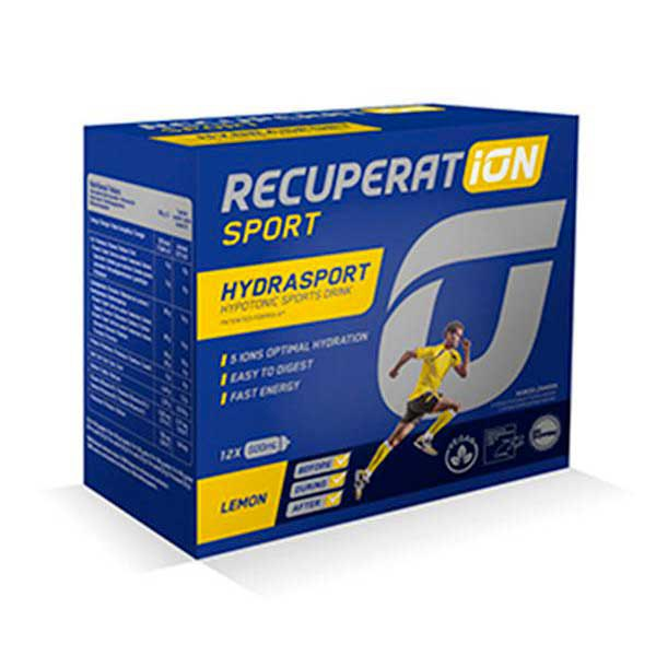 Recuperat-ion HydrasportLemon 12 units