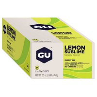 Gu Energy Gel Sublime Box 24 Unit