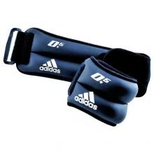 adidas Ankle And Wrist Weights 2 x 0.5 Kg