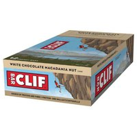 Clif Energy Bar Chocolate With Walnuts Box 12 Units