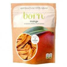 Born fruits Semi Dehydrated Mango Caja 8 Unidades