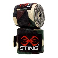Sting 4 M Semi Elasticised Hand Wraps