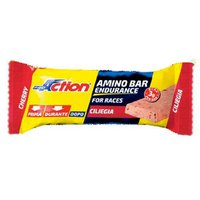 Pro action Amino Bar Cerezas 40gr x 28 Unidades