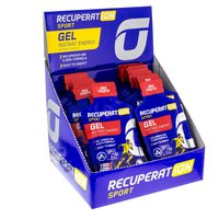 Recuperat-ion Recupertaion Energygrel 24 Units Red Fruits