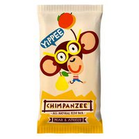 Chimpanzee Yippee Bar Pear And Apricot 35gr Box 25 Units