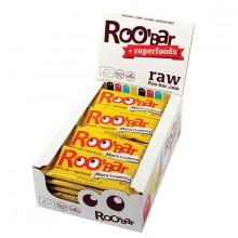 Roo´bar Raw Energy Bar Maca y Arándanos 30gr X 20