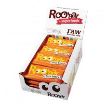 Roo´bar Raw Energy Bar Inca Berry 30gr X 20