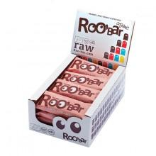 Roo´bar Raw Energy Bar MulBayas y Vanilla 50gr X 16