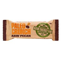 Paleo crunch Bar Raw Pecan 47gr x 12 Units