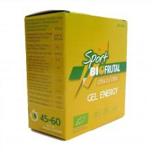 Biofrutal Gel Energy Citric 30gr x 10 Unidades