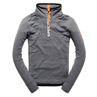Superdry Gym Sport Runner Zip Henley