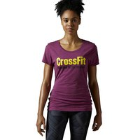 Reebok crossfit Cf Forging Elite Fitness Tee