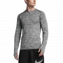 Nike Dri Fit Knit L/S Top