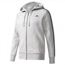 adidas Essentials 3 Stripes Full Zip Fleece