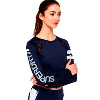 Superdry Super Speed Sport Crop Top