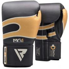 Rdx sports Boxing Gloves Leather P1
