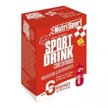 Nutrisport Sportdrink Concentrated 6 Units