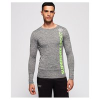 Superdry Sports Athletic L/S Top
