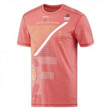 Reebok crossfit Burnout Tee Graphic