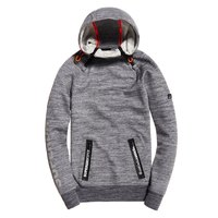 Superdry Gym Tech Double Ziphood