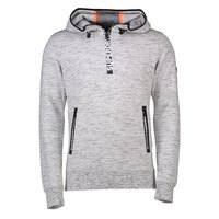 Superdry Gym Tech Half Ziphood
