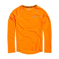 Superdry Core Train Pique L/S