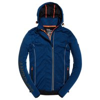 Superdry Sport Athletic Panel Ziphood