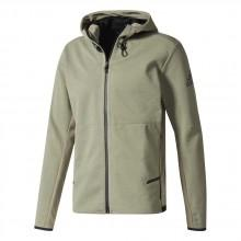 adidas Climaheat Workout Full Zip Hood