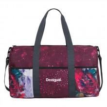 Desigual Night Garden Gym Duffle