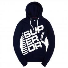 Superdry Basic Sports Diagonal Hoody