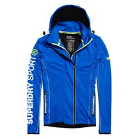 Superdry Sports Athletic Panel Ziphood