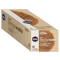 Gu Stroopwafel Caramel Coffee Box 16 Units