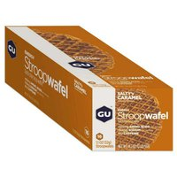 Gu Stroopwafel Salty´s Caramel Box 16 Units