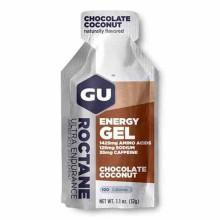 Gu Roctane Energygrel Display Chocolate Coconut 32gr x 24 Units