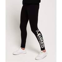 Superdry Core Foil Logo Legging