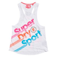 Superdry Hyper Sport Label Vest