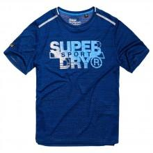 Superdry Active Microvent Graphic