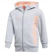 adidas Linear Full Zip Hooded