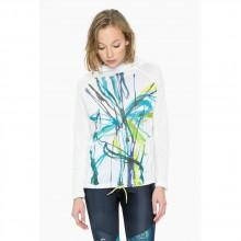 Desigual Luminescent Light Hoodie