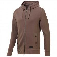 Reebok Noble Fight Sand Wash Full Zip