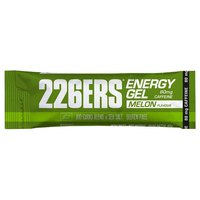 226ers Energy Gel Bio Melon Caffeine 40gr x 30 Units