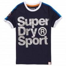 Superdry Classics Toyko Foil Ringer