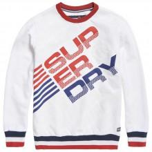 Superdry Multi Diagonal Crew