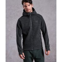 Superdry Gym Tech Pique Ziphood