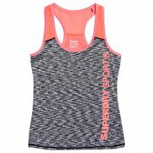 Superdry Core Fitted Mesh Panel Vest