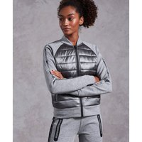 Superdry Core Gym Tech Hybrid Bomber
